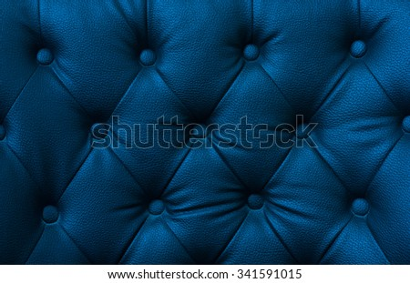 Buttoned on the blue sky Texture. Repeat pattern - stock photo