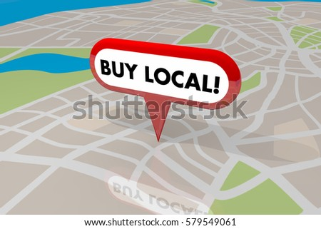 Visit Us Map Pin Location Come Stock Illustration - Buy us map
