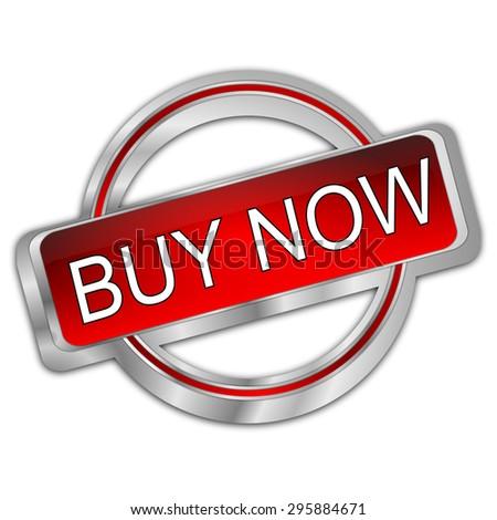 Buy now Button - stock photo
