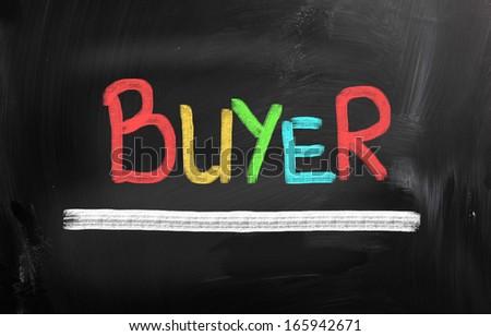 Buyer Concept - stock photo