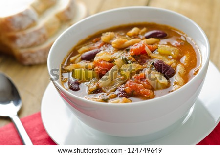 Cabbage Soup 14 Day Diet - stock photo