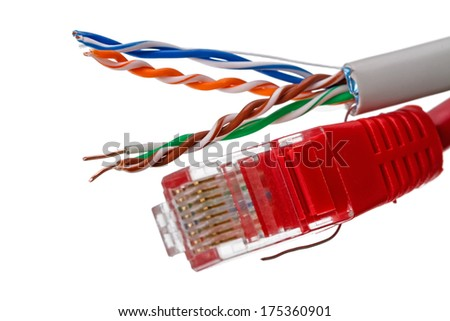 cat 5 cable stock images royalty free images vectors shutterstock rh shutterstock com Cat5 Wiring Order Cat5 Wiring Guide