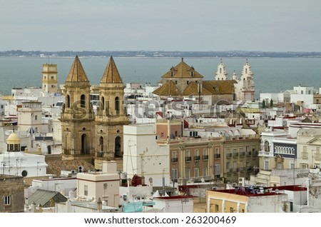 Cadiz is one of the oldest continuously inhabited cities in Europe