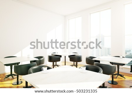 Vip Office Furniture Stock Photo 283853450