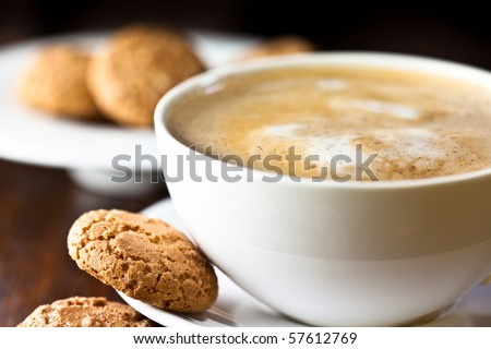 Caffe Latte - stock photo