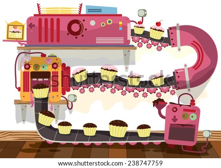 Cake Factory Artist Representation : Cake factory Stock Photos, Images, & Pictures Shutterstock