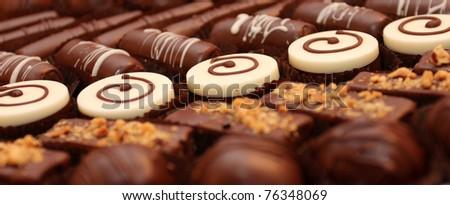 Cakes - stock photo