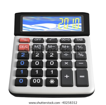calculator of new year