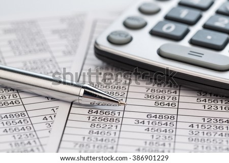 calculators and statistk