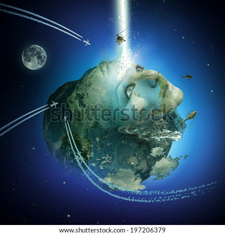 "Calibration of the Earth Global Awakening of the human conscience.... ""One will be taken, the other left"" - Luke 17:34"