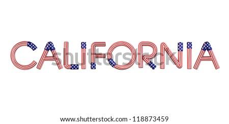 California - stock photo