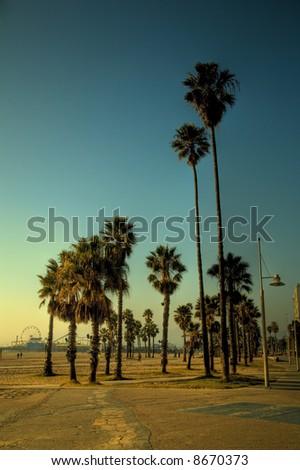 California Summer - stock photo