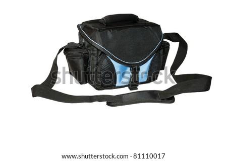 Camera Case. - stock photo