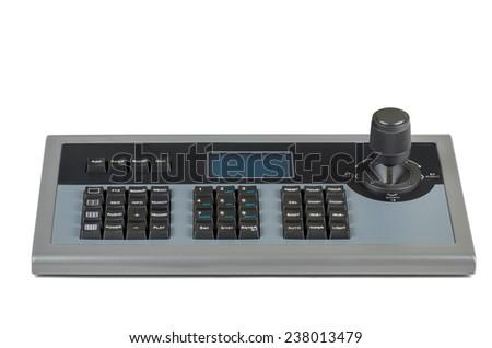 camera controller - stock photo