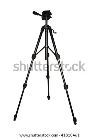 Camera stand - stock photo