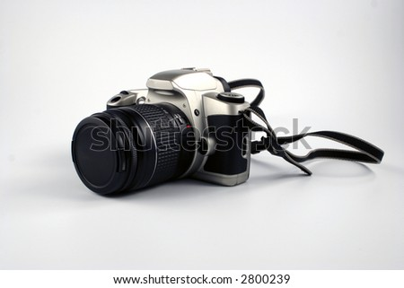 camera with no name - stock photo
