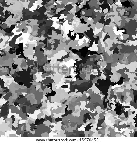 Camouflage military background. Abstract pattern. - stock photo