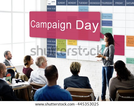 Campaign Day Election Democracy Politics Democracy Concept