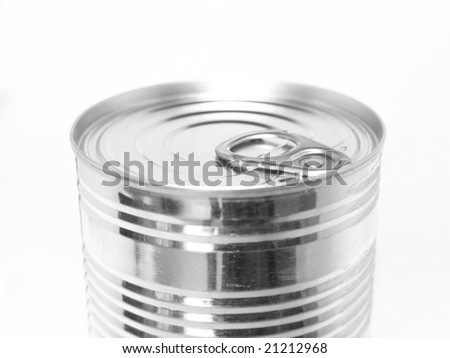 can - stock photo