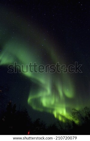 Canada / Aurora Of Yellowknife