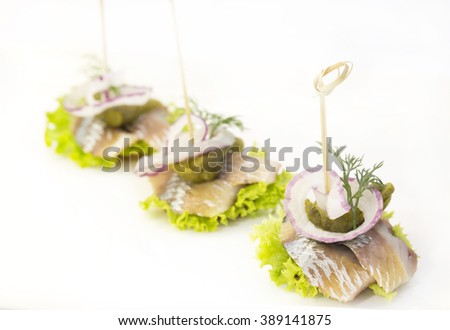 flowers and meat canape meat vegetables seafood stock photo 218132677 shutterstock
