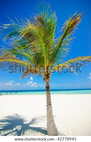 Cancun - stock photo
