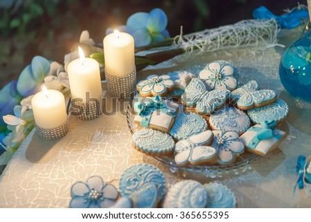 Candy bar - stock photo