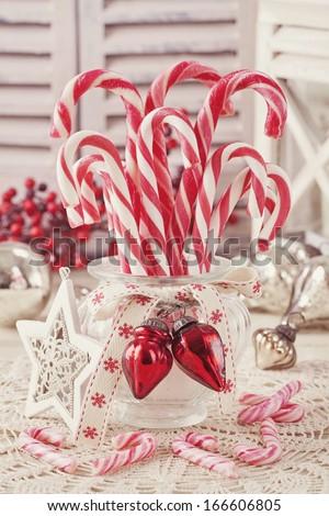 Candy Cane Cream Puffs Recipes — Dishmaps