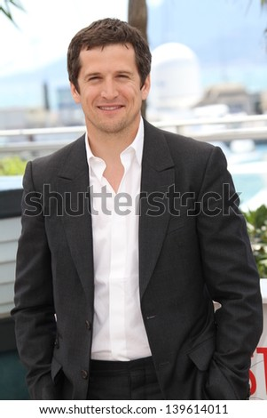 CANNES, FRANCE - MAY 20: Guillaume Canet attends the photocall for 'Blood Ties' at The 66th Annual Cannes Film Festival on May 20, 2013 in Cannes, France.