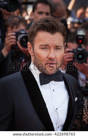 Cannes, France - 16 MAY 2016 - Joel Edgerton attends a screening of 'Loving' at the annual 69th Cannes Film Festival