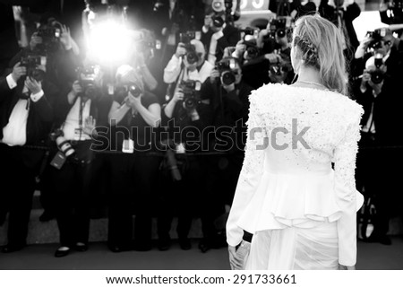 CANNES, FRANCE- MAY 20: Petra Nemcova attends the 'Youth' Premiere during the 68th annual Cannes Film Festival on May 20, 2015 in Cannes, France.