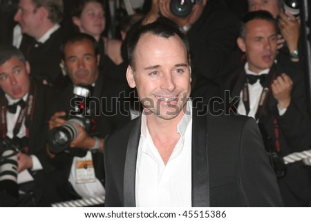 CANNES, FRANCE - MAY 22: Producer David Furnish attends the 'X-Men 3: The Last Stand' premiere at the Palais des Festivals during the 59th  Cannes Film Festival May 22, 2006 in Cannes, France