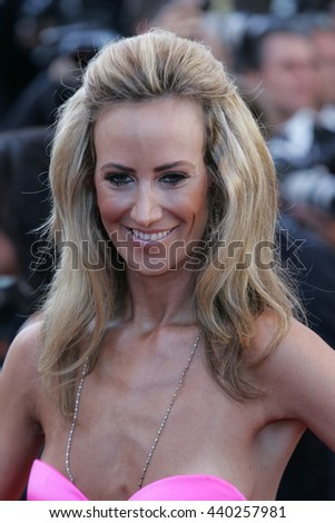CANNES - MAY 22, 2012: Lady Victoria Hervey attends the Killing Them Softly Premiere - 65th Annual Cannes Film Festival on May 22, 2012 in Cannes