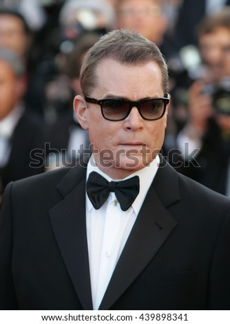 CANNES - MAY 22, 2012: Ray Liotta attends the Killing Them Softly Premiere - 65th Annual Cannes Film Festival on May 22, 2012 in Cannes - stock photo