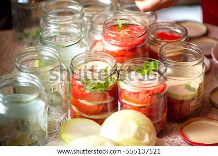 ripe and fresh canning company The boiling water bath method of home canning is rec- ommended  in general,  select fruits that are firm and ripe but not overripe  cessed simply crush ripe  fruit, heat to simmering over  fresh-pack or quick-process pickles are brined  for.