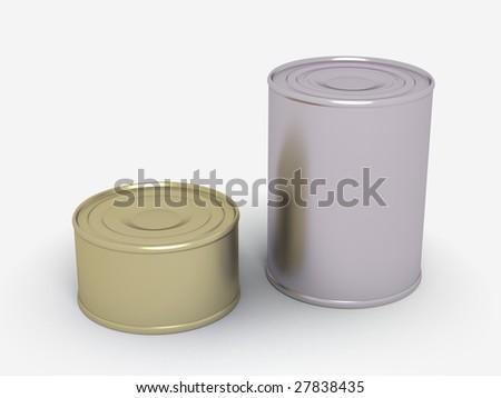 Canning jar - stock photo