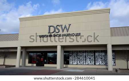 CANTON, MI - DECEMBER 31:  DSW, whose Canton location is shown on December 31, 2014, has over 300 stores.