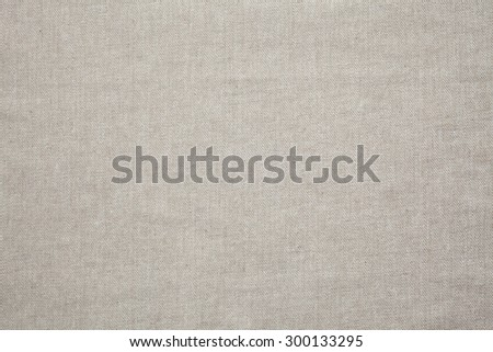 Canvas fabric texture background - stock photo