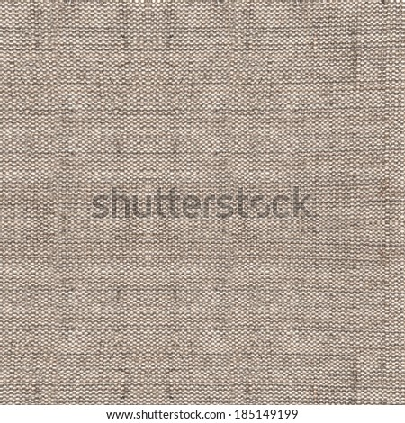 Canvas material empty background - stock photo