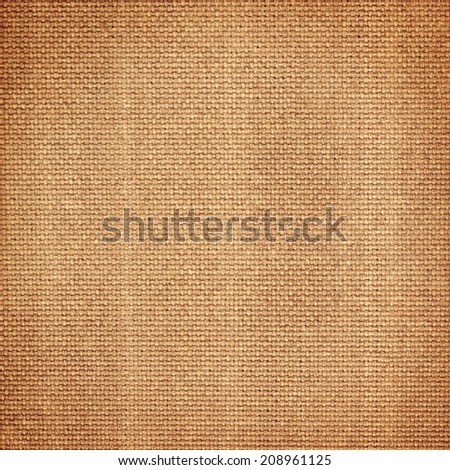 canvas texture background - stock photo