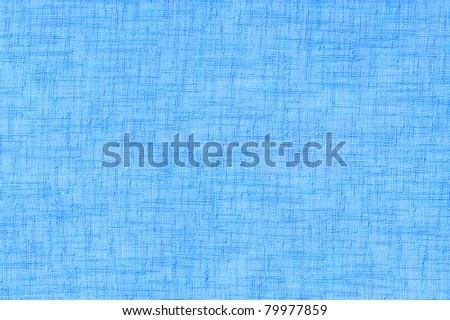 canvas texture, can be used for background - stock photo