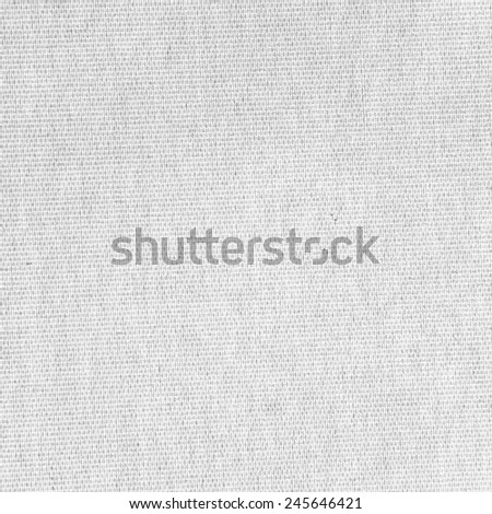 canvas texture paper background - stock photo