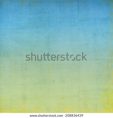 Canvas texture with scratched background  - stock photo