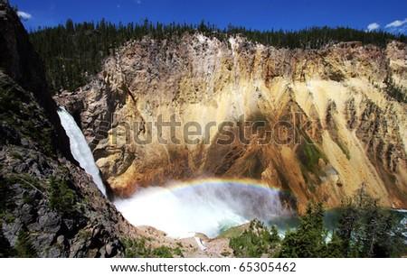 canyon - stock photo