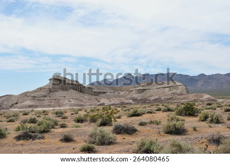 Canyon, Death Valley National Park, California