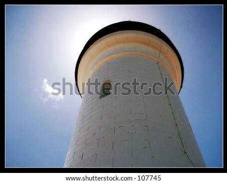 Cape Byron - stock photo