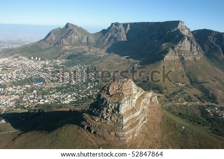 Cape Town - stock photo