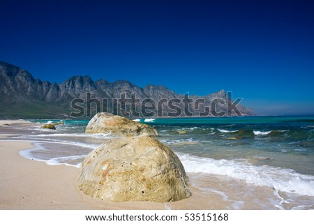 Cape Town South Africa Landscape