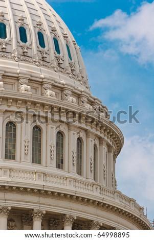 Capitol Rotunda - stock photo