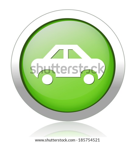 electric car icon flat web sign stock vector 589149092 shutterstock. Black Bedroom Furniture Sets. Home Design Ideas